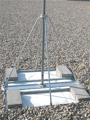 NPRM 2 Non Penetrating Roof Mount