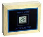 Nor'easter Wind Speed Indicator