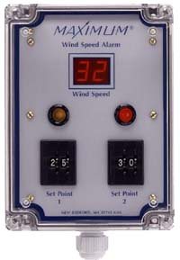 Wind Speed Alarm